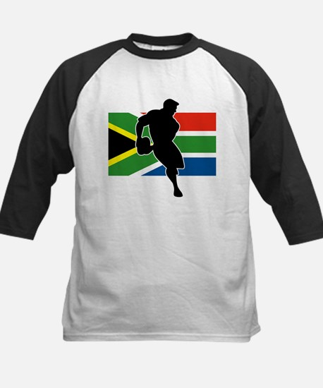 Rugby South Africa Kids Baseball Jersey