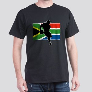 Rugby South Africa Dark T-Shirt