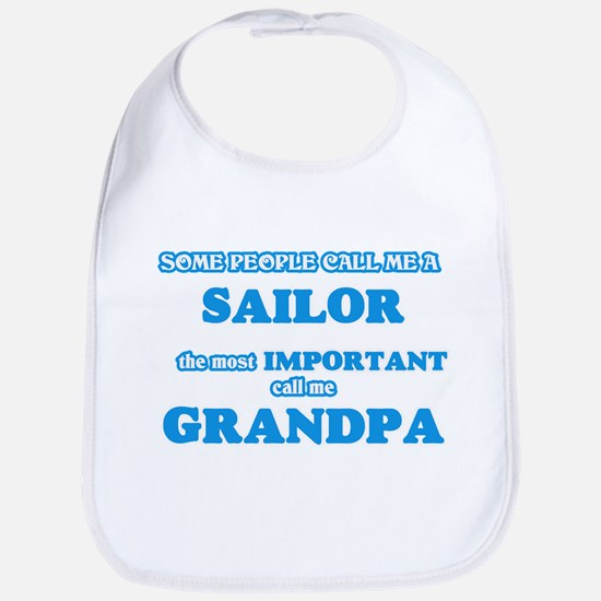 Some call me a Sailor, the most important Baby Bib