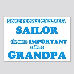 Some call me a Sailor, th Postcards (Package of 8)