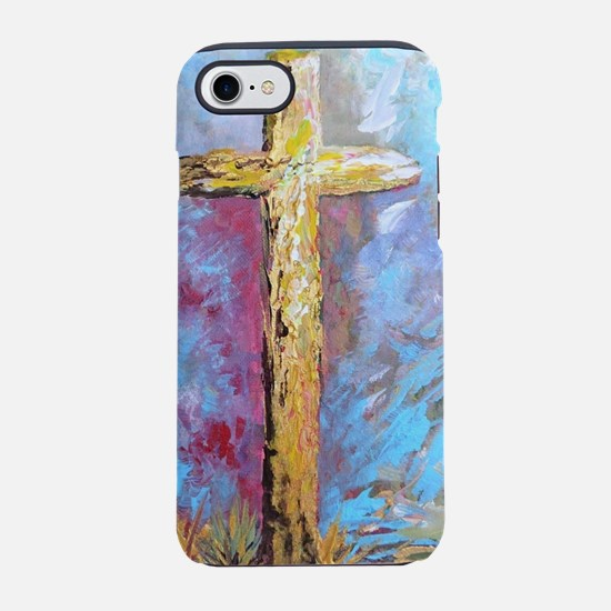 Colors of the Cross iPhone 7 Tough Case