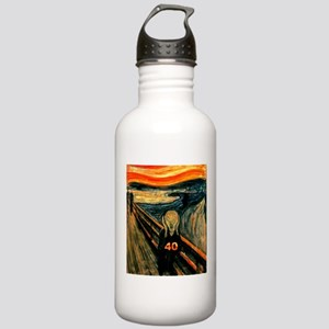 Scream 40th Stainless Water Bottle 1.0L