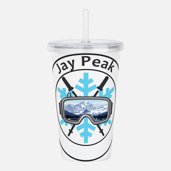 Jay Peak Resort - Ja Acrylic Double-wall Tumbler