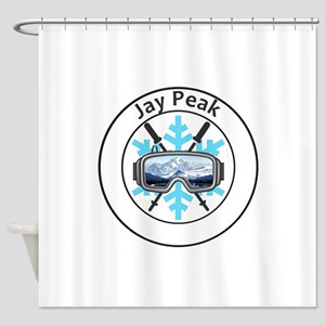 Jay Peak Resort - Jay - Vermont Shower Curtain