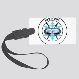 Jay Peak Resort - Jay - Vermon Large Luggage Tag