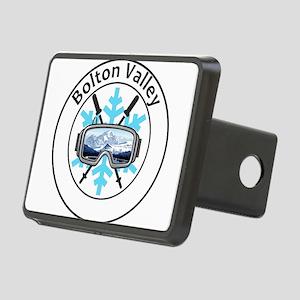 Bolton Valley Resort - B Rectangular Hitch Cover