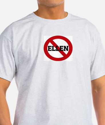 Anti-Ellen Ash Grey T-Shirt