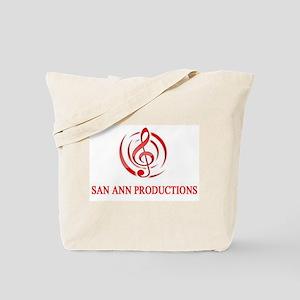 San Ann Productions Tote Bag