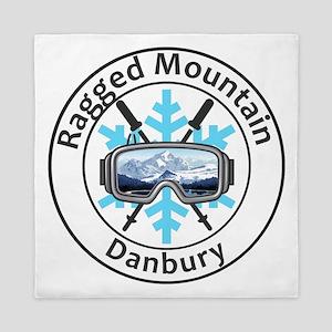 Ragged Mountain - Danbury - New Hamp Queen Duvet
