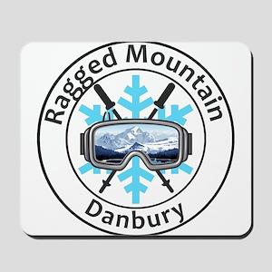 Ragged Mountain - Danbury - New Hampsh Mousepad