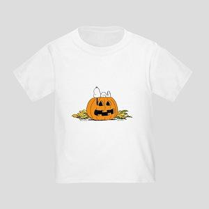 Pumpkin Patch Lounger Toddler T-Shirt