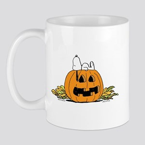 Pumpkin Patch Lounger Mug