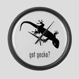 Gecko Large Wall Clock