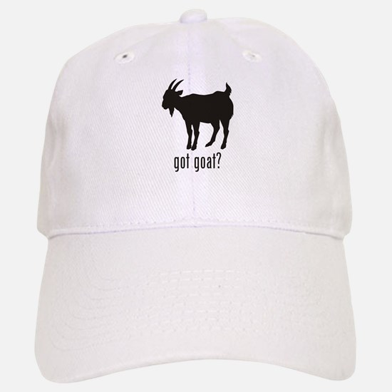 Goat Baseball Baseball Cap