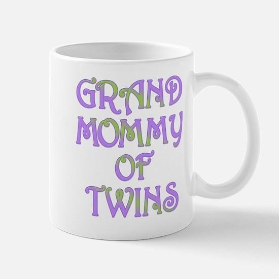Grand mother of twins Mug