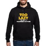 Too Lazy Hoodie (dark)