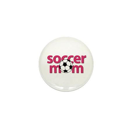 Soccer Mom Mini Button (100 pack)