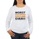 Worst Costume Ever Women's Long Sleeve T-Shirt