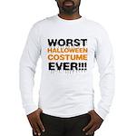 Worst Costume Ever Long Sleeve T-Shirt