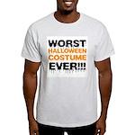 Worst Costume Ever Light T-Shirt
