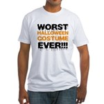 Worst Costume Ever Fitted T-Shirt