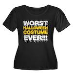 Worst Costume Ever Women's Plus Size Scoop Neck Da