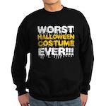 Worst Costume Ever Sweatshirt (dark)