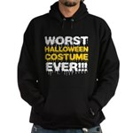 Worst Costume Ever Hoodie (dark)