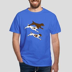 Three GSPs Dark T-Shirt