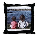 kidsThrow Pillow