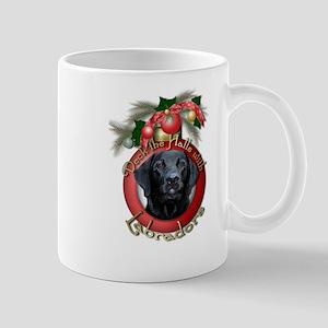 Christmas - Deck the Halls - Labradors Mug