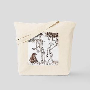 LES BOULES Tote Bag