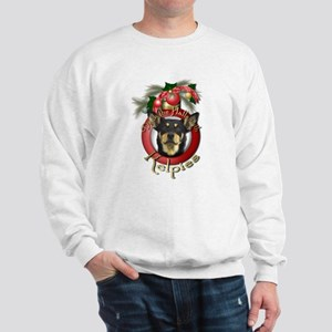 Christmas - Deck the Halls - Kelpies Sweatshirt