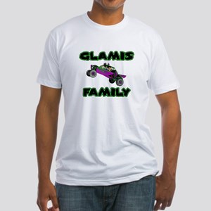 Glamis Family Fitted T-Shirt