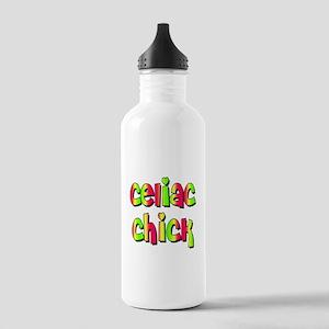 Celiac Chicks Stainless Water Bottle 1.0L