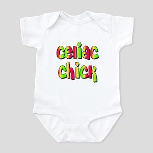 Celiac Chicks Infant Bodysuit