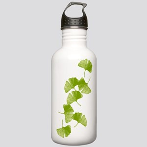 Ginkgo Leaves Stainless Water Bottle 1.0L