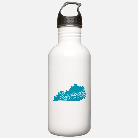 State Kentucky Water Bottle