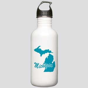 State Michigan Stainless Water Bottle 1.0L