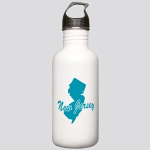 State New Jersey Stainless Water Bottle 1.0L