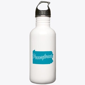 State Pennsylvania Stainless Water Bottle 1.0L