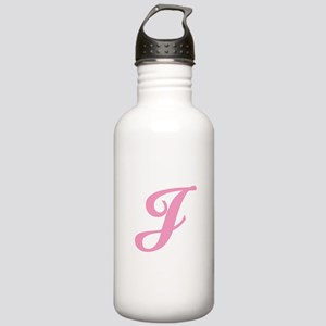 J Initial Stainless Water Bottle 1.0L