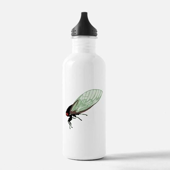 Cicada Water Bottle