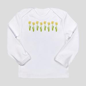 Daffodils Long Sleeve Infant T-Shirt