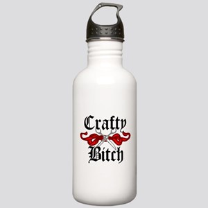 Crafty Bitch Stainless Water Bottle 1.0L