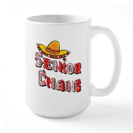 Senior Chang Greendale Community College Large Mug