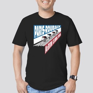 1986 Paris-Roubaix Men's Fitted T-Shirt (dark)