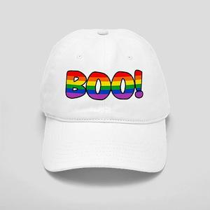Halloween Rainbow BOO Cap