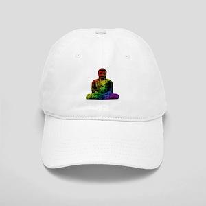 Rainbow Buddha Cap