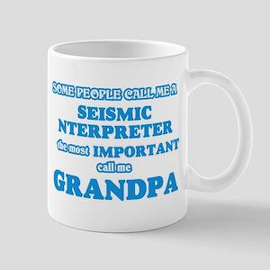 Some call me a Seismic Interpreter, the most Mugs
